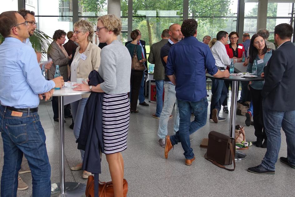Kick off Veranstaltung in Vechta